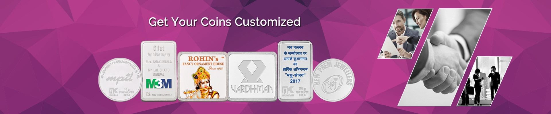 Customized Coins