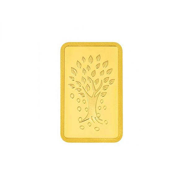 20g Gold Bar 24kt (999.9)  - Kalpataru Tree