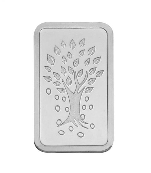 250g Silver Bar (999.9) - Kalpataru Tree