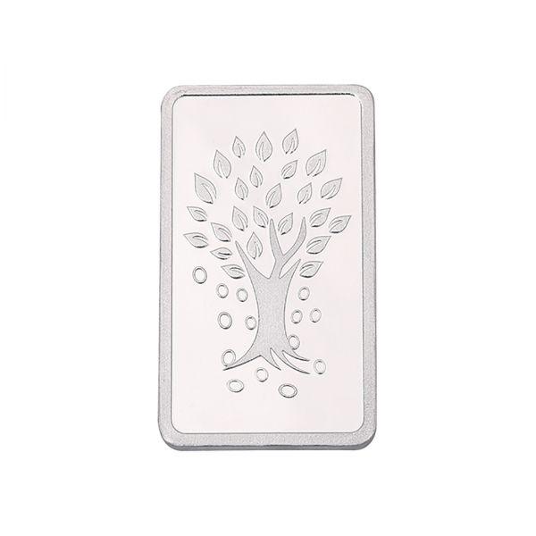 10g Silver Bar (999.9) - Kalpataru Tree