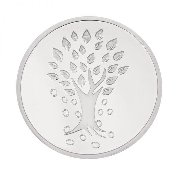 100g Silver Coin (999.9) - Kalpataru Tree
