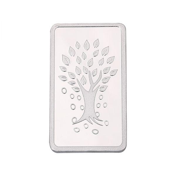 50g Silver Bar (999.9) - Kalpataru Tree