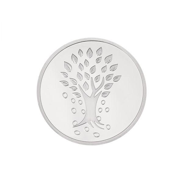 10g Silver Coin (999.9) - Kalpataru Tree