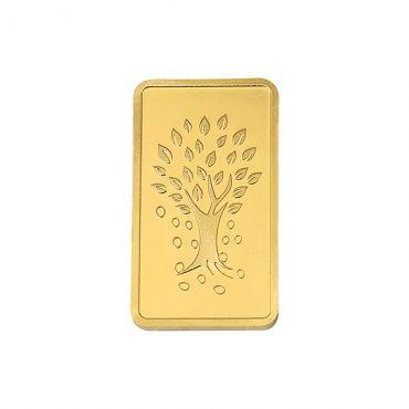 5g Gold Bar 24kt (999.9)  - Kalpataru Tree