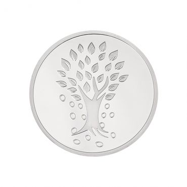 50g Silver Coin (999.9) - Kalpataru Tree