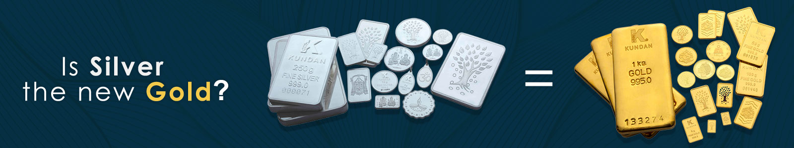 Is Silver The New Gold?