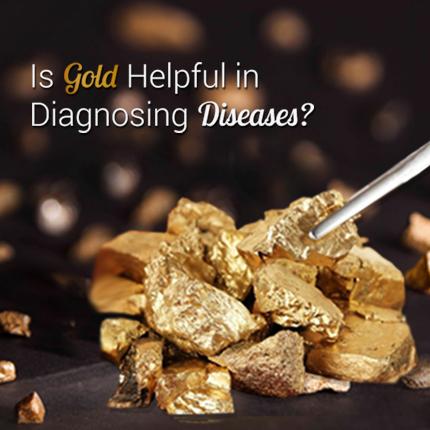 Is Gold Helpful in Diagnosing Diseases?