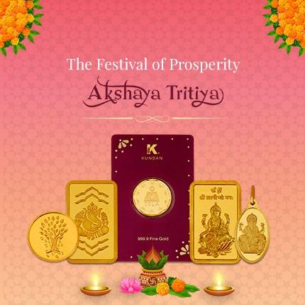 The Festival Of Prosperity – Akshaya Tritiya