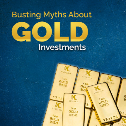 Busting Myths About Gold Investments