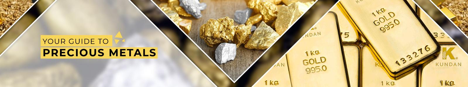 Your Guide To Precious Metals