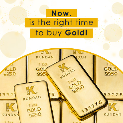Now, Is The Right Time To Buy Gold!