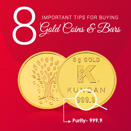 8 Important Tips For Buying Gold Coins & Bars